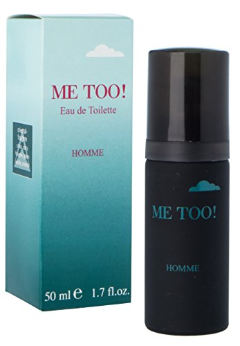 Milton-Lloyd Mens Cosmetics Me Too Homme Eau de Toilette 50 ml - IF YOU LIKE JOOP TRY THIS