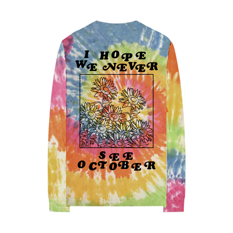 I Hope We Never See October L/S T-Shirt