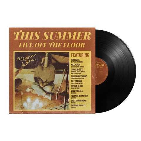 This Summer: Live Off The Floor Signed LP