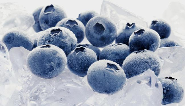 Blueberry Frost