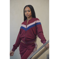 KRUSH TRACK SUIT SET
