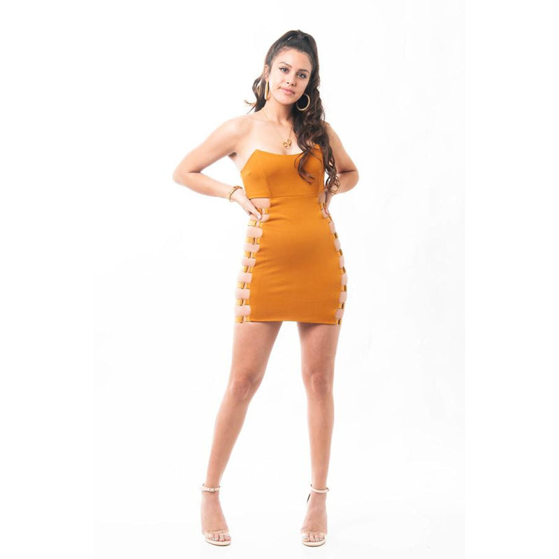 THE KONNECT TUBE DRESS