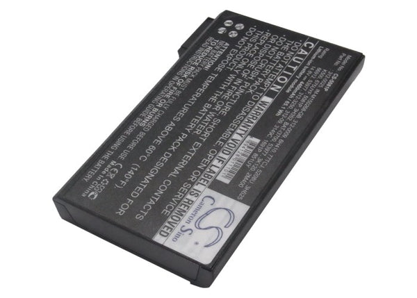 DELL Inspiron 2500 C700, Inspiron 2500 C800, Inspiron 2500 C900, Inspiron 2500 P1.0G, Inspiron 2500 PIII 700 Replacement Battery