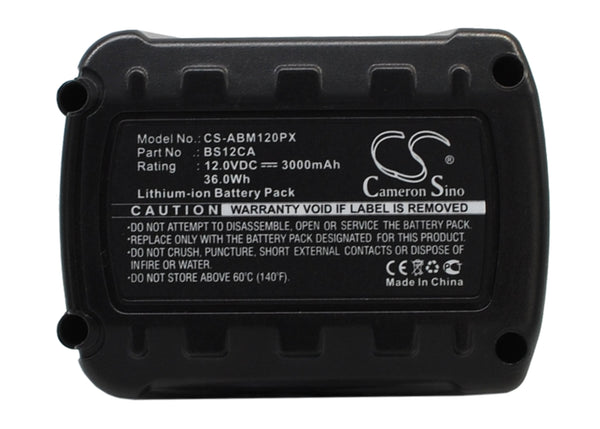AEG MC-BS12CA Replacement Battery