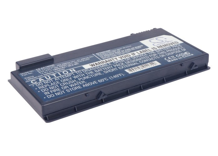 Battery for Acer TravelMate C100, TravelMate C102, TravelMate C104, TravelMate C111TCib, TravelMate C112TCi