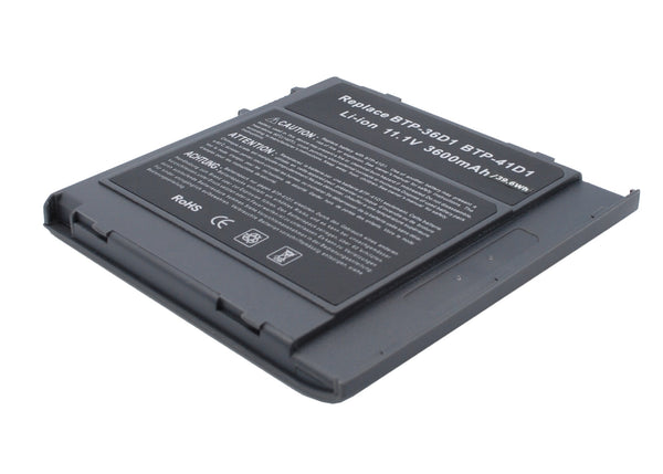 Battery for Acer TravelMate 350, 351, 352, 353, 354, 360, 361, 364