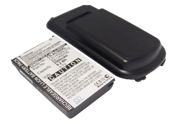 Acer C500, C530, N500 Replacement Battery