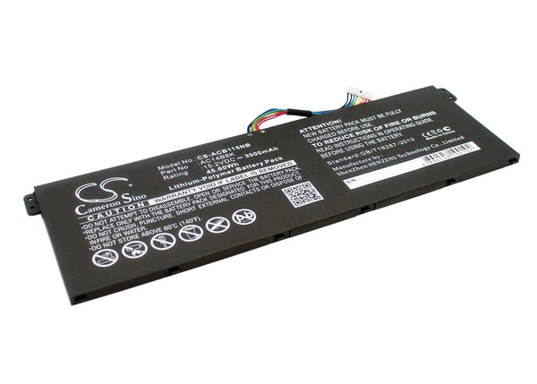Battery for Gateway NE511, NE512