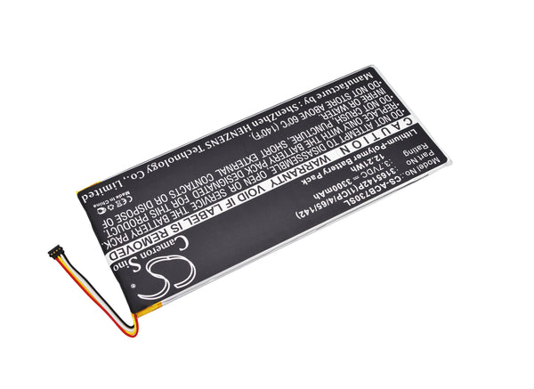 Battery for Acer Iconia One 7 B1-730, B1-730HD, B1-730HD 16GB Wi-fi, A1402