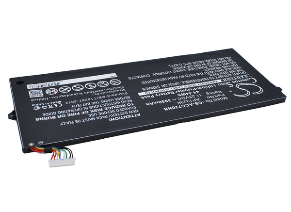 Battery for Acer ChromeBook 11 C740, C740-C32M, C740-C3P1, C740-C4PE