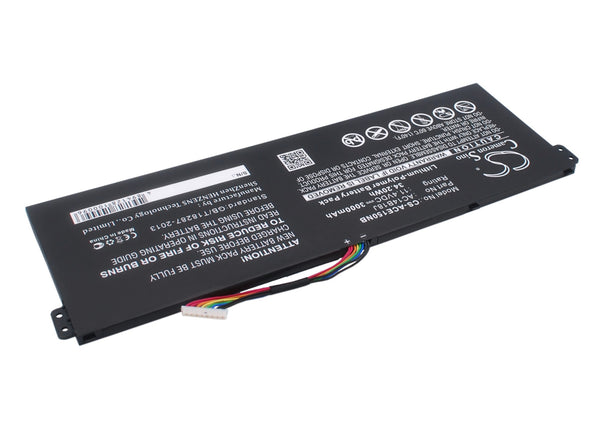Battery for Gateway B116-M, B116-MP, NE513