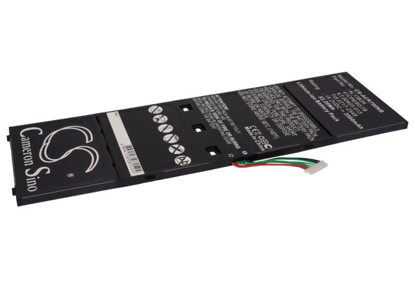 "Acer Aspire E15, Aspire E15 15.6"", Aspire ES1-511, Aspire ES1-512, Aspire M5-583, Aspire M5-583P, Aspire R7 Replacement Battery"