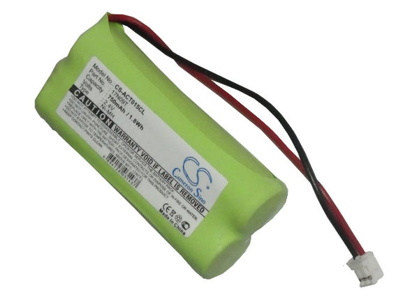 Casio 2500, 2600, T-2600 Replacement Battery