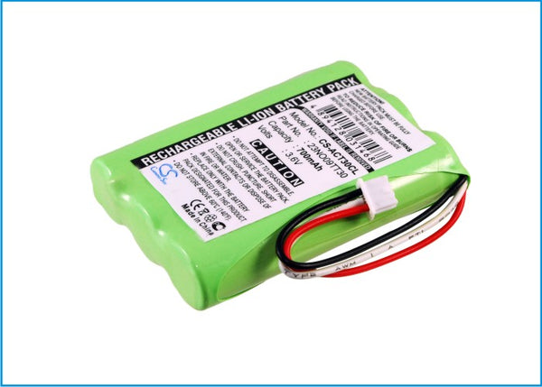 Elmeg DECT 300, DECT 400, DECT 400-20, DECT 400-40, DECT 800 Replacement Battery