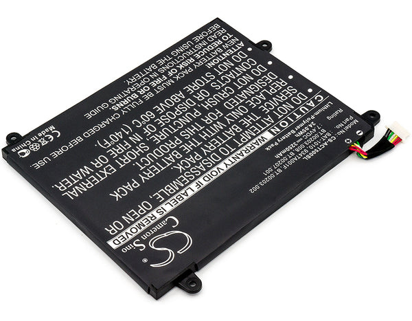 Battery for Acer Iconia A500, A500-10S32, Tablet A500