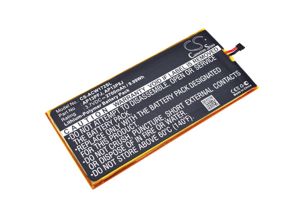 Acer Iconia B1-720, Iconia B1-720-81111G00nkr, Iconia B1-720-81111G01nki, Iconia B1-720-L804, Iconia B1-720-L864 Replacement Battery