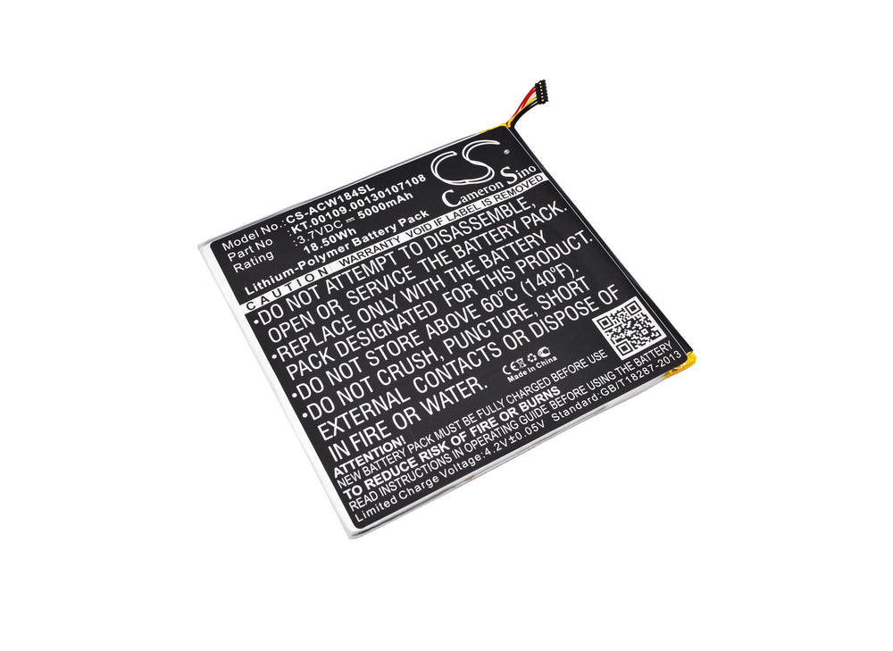 Battery for Acer Iconia A1-840FHD-197C, Iconia Tab A1-840, A1-840-131U, Iconia A1-840FHD-10G2