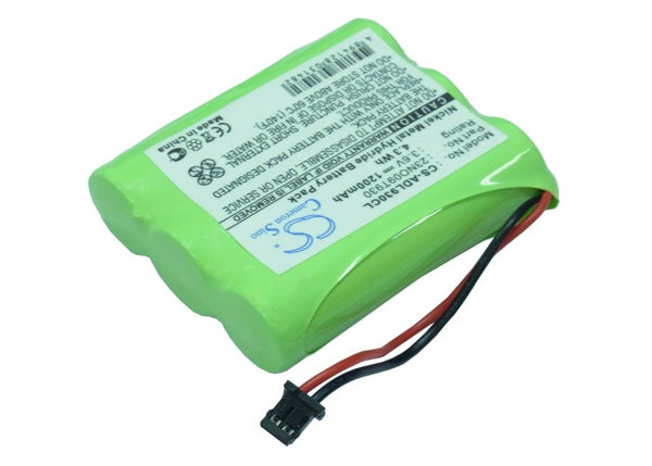 Battery for ITT PC1600, PC1700, PC1800