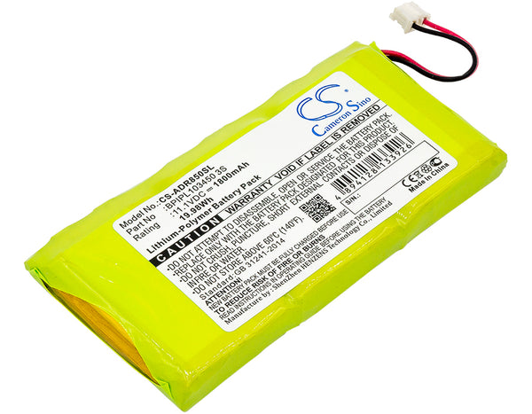 Albrecht DR 850 Replacement Battery