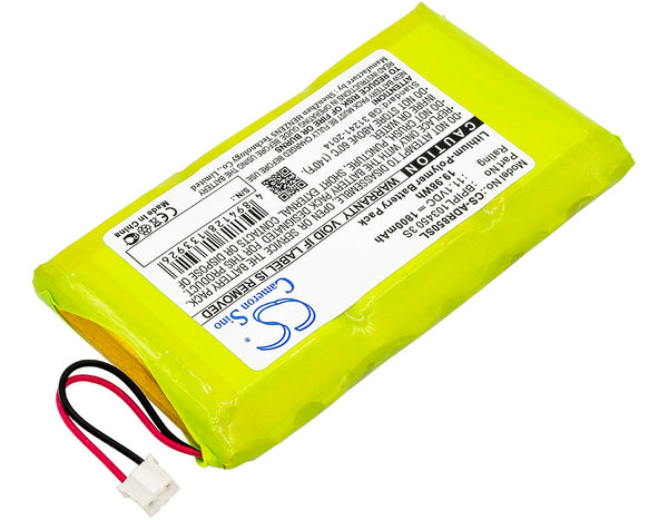 Battery for Albrecht DR 850