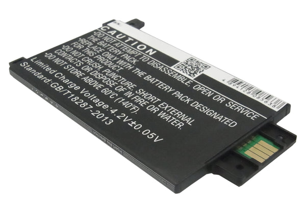 Battery for Amazon Kindle Paperwhite 2014, Kindle Touch 6