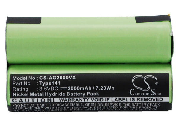 AEG Electrolux Junior 2.0 Replacement Battery