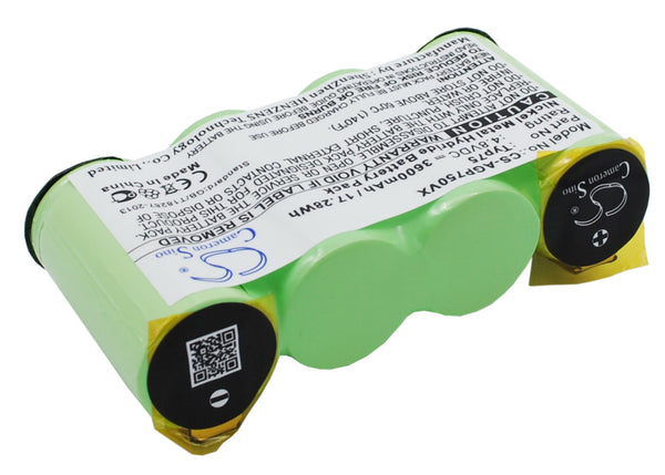 Battery for AEG AG64x, Liliput vacuum cleaner