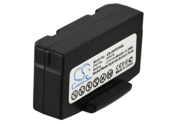 Battery for Clarity C120 Professional Wireless TV Amplifier