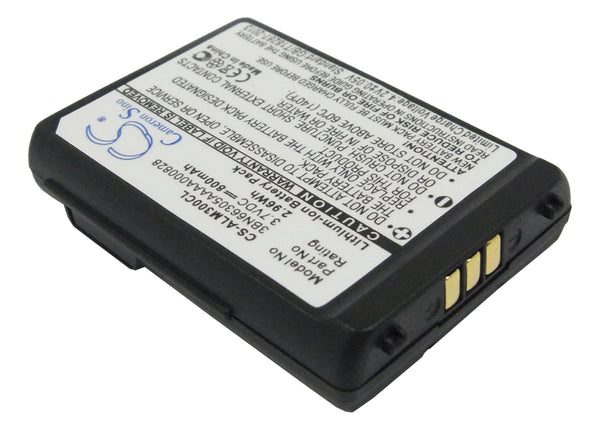 Battery for Alcatel 300 DECT, Mobile 300 DECT, Mobile 400 DECT, Mobile Reflexes 300, Mobile Reflexes 400