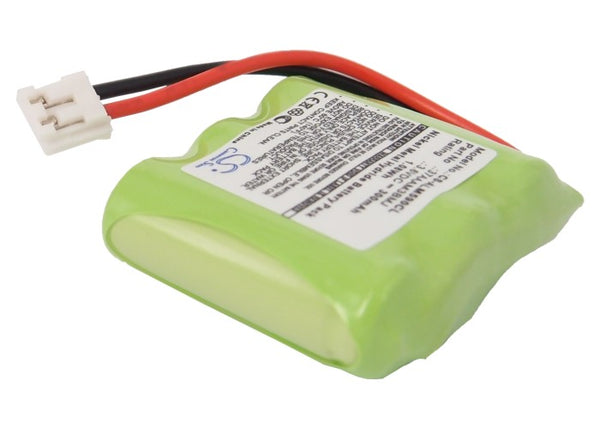Battery for AT&T 01839,1145,1165,1177,1187,1445,1465,1475,1477,1487,1712, 20-2438,2101,2121,2151,2230,2242