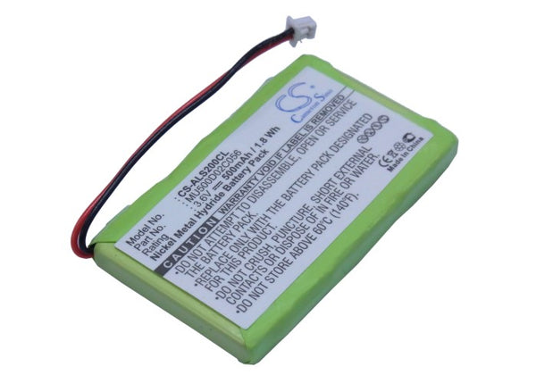 Battery for Audioline Oyster 200, Oyster 500, 591738, G61224XT00