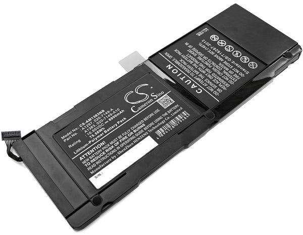 "Apple MacBook Pro 17, MacBook Pro 17"" A1297 2009 Ver, MacBook Pro 17"" MC226*/A, MacBook Pro 17"" MC226CH/A Replacement Battery"