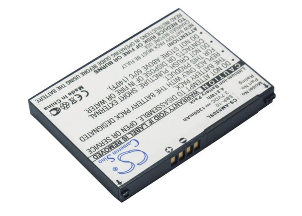 Battery for Asus Aries, Lamborghini ZX1, M530, M530E, M530w, M536, P560, ZX1