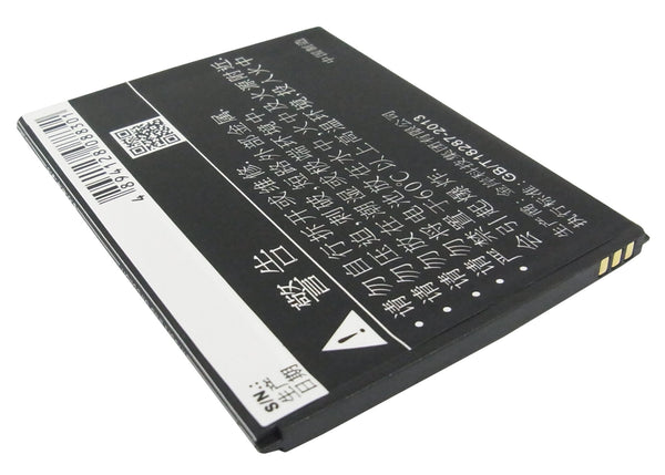 Battery for AMOI A955T, A900T, A900W, 862W
