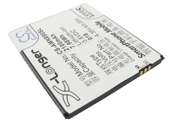 Battery for AMOI A920w, N890