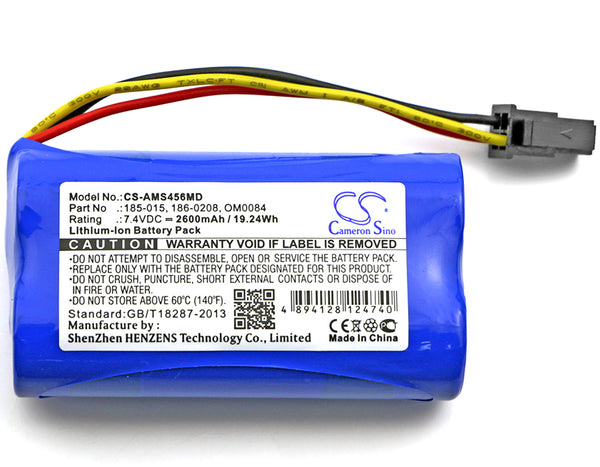 Battery for Aspect Medical System BIS Vista Monitoring System
