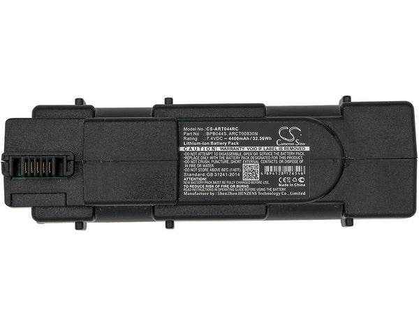 Battery for ARRIS MG5000, MG5220, TG1672 TG1662, TG8, TG852, TG852G, TG862, TG862G, TM5, TM502G, TM502H, TM504G, TM504H (4400mAh)