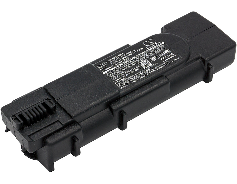 Battery for ARRIS MG5000, MG5220, TG1672 TG1662, TG8, TG852, TG852G, TG862, TG862G, TM5, TM502G, TM502H, TM504G, TM504H (6800mAh)