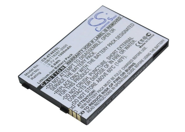 Battery for Qcool T808