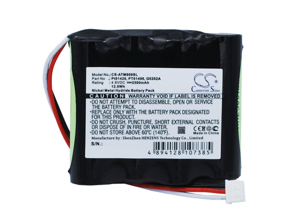 Anritsu 909814B, 909815B, MT9090, MT9090A Replacement Battery
