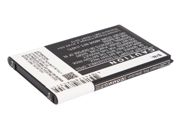 Battery for Alcatel One Touch Link Y580, Y800, Y800Z, One Touch Y580, One Touch Y580D