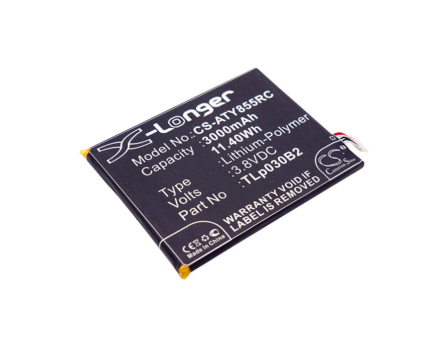 Battery for Alcatel One Touch Link Y855