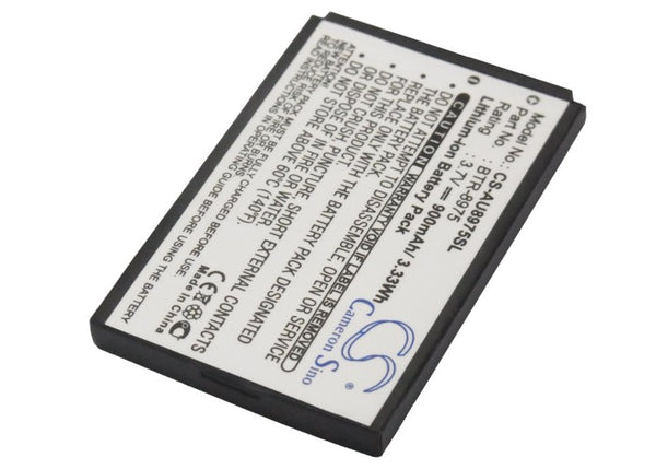 Battery for Audiovox CDM-8975