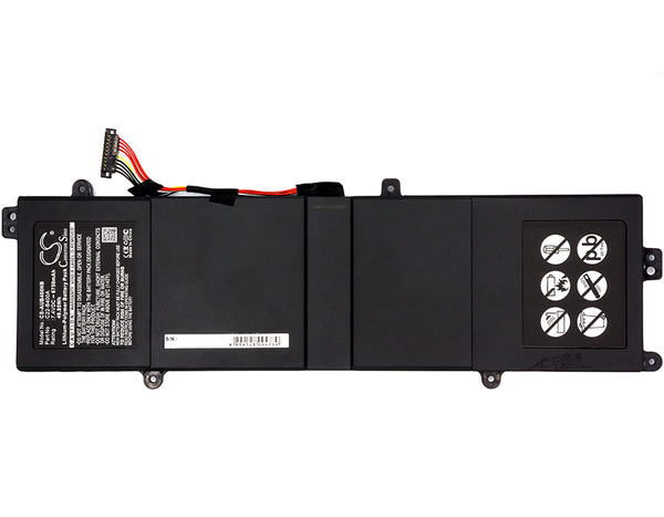 Battery for Asus Pro Advanced BU400 Ultrabook, Pro Advanced BU400A Ultrabook, BU400A, BU400V