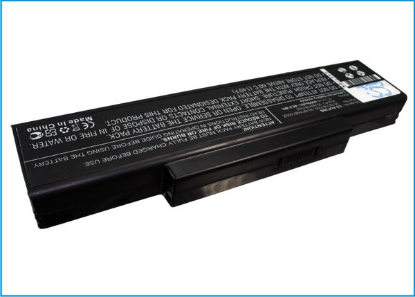 Hasee W370T, W740T, W750T Replacement Battery