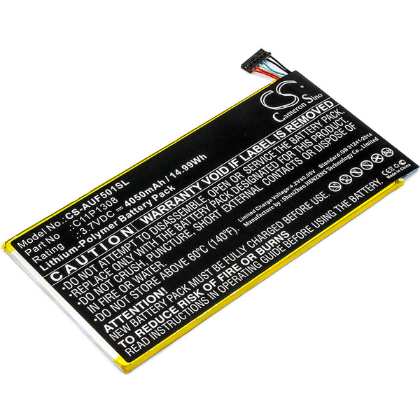 Asus Transformer Pad TF501T, Transformer Pad TF502T Replacement Battery
