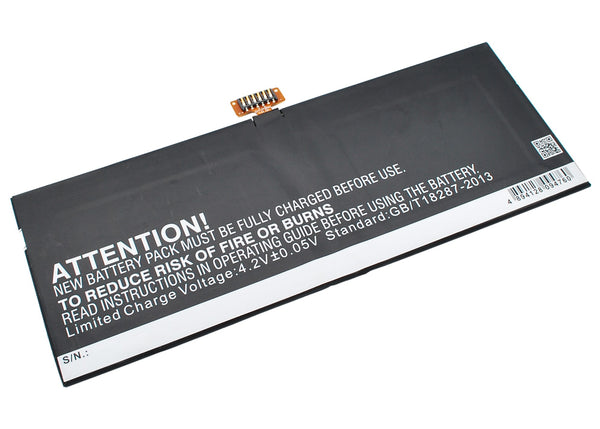 Battery for Asus VivoTab TF600TL