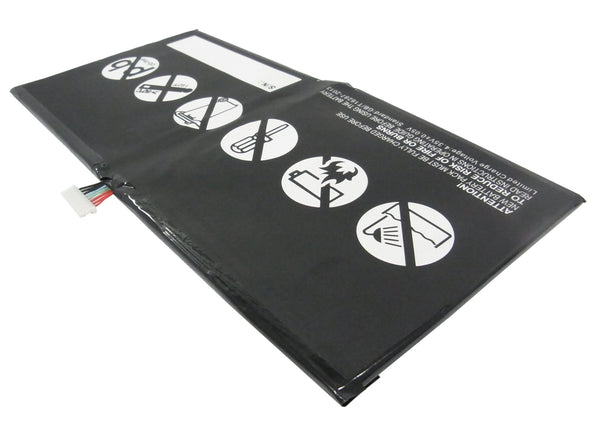 Battery for Asus Asus Transformer Pad TF701T, K00C