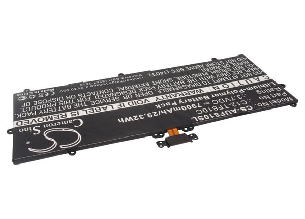 Battery for Asus Vivo Tab TF810, Vivo Tab TF810C, TF810, TF810C