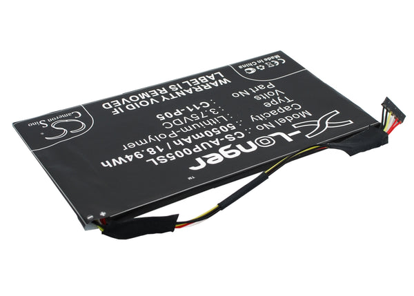 Battery for Asus PadFone Infinity A80 10.1 Tablet